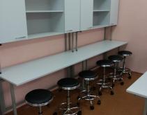 Кабинет химии (лаборатория)