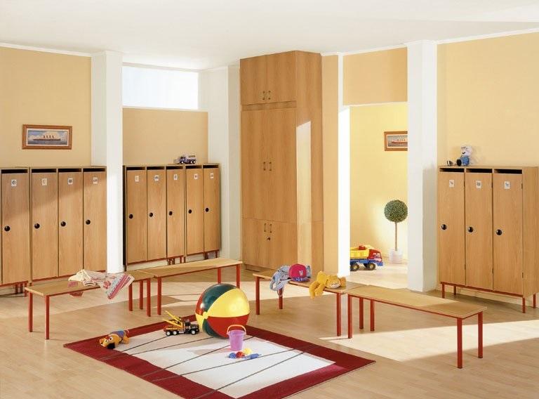 """Купить набор мебели для игровой комнаты детского сада - """"эли."""