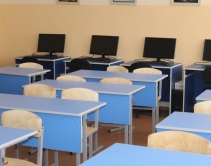 Ученическая мебель цветная