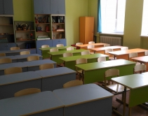 Цветные столы ученические